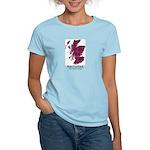 Map-MacCulloch.MacCullough Women's Light T-Shirt