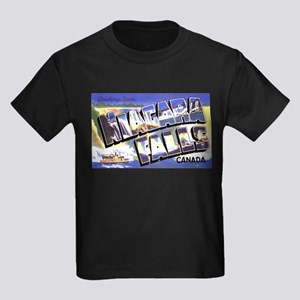 Niagara Falls Canada (Front) T-Shirt