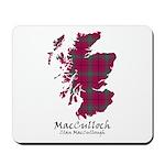 Map-MacCulloch.MacCullough Mousepad