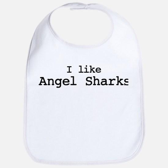 I like Angel Sharks Bib