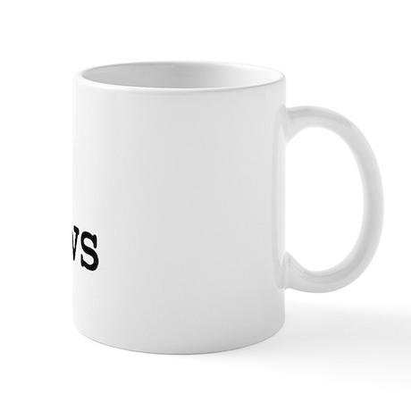 I like Swallows Mug