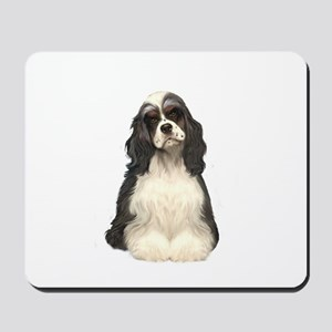 Cocker (parti) Mousepad
