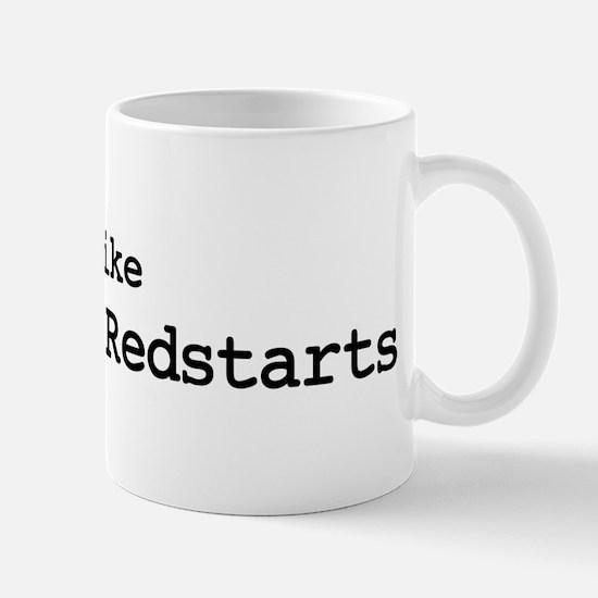 I like American Redstarts Mug