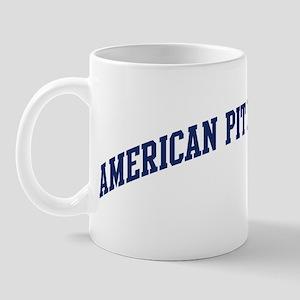 American Pit Bull Terrier (bl Mug