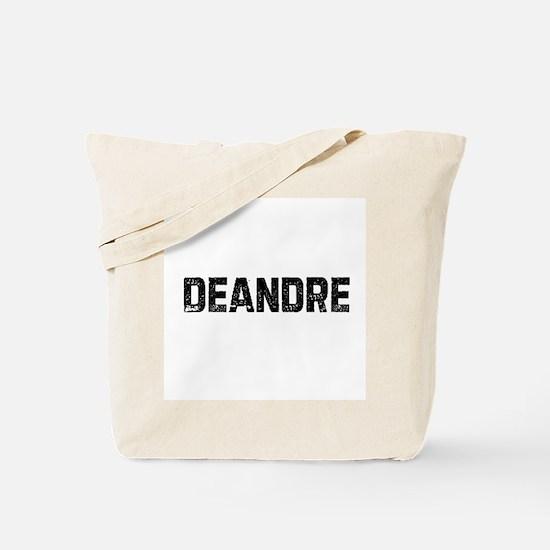 Deandre Tote Bag