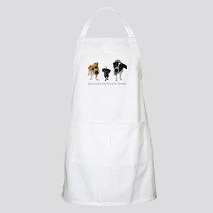 Rescued Favorite Breed Apron