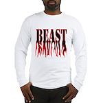 Bodybuilding Beast Mode Long Sleeve T-Shirt
