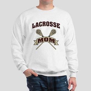 Lacrosse Mom Sweatshirt