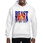 Bodybuilding Beast Mode Hooded Sweatshirt