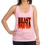 Bodybuilding Beast Mode Racerback Tank Top