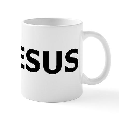 """""""I Love Jesus"""" Mug"""