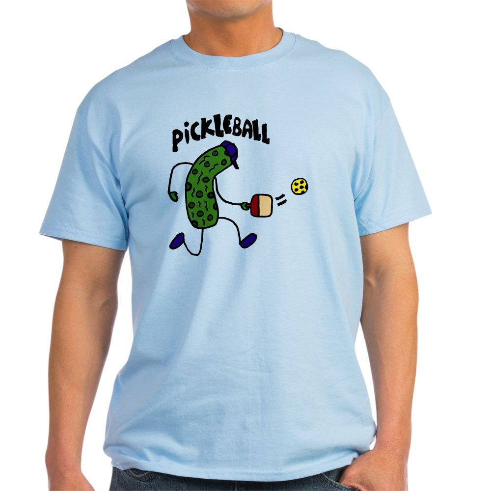 CafePress-Pickleball-Pickle-Art-Light-T-Shirt-100-Cotton-T-Shirt-1153412111 thumbnail 36