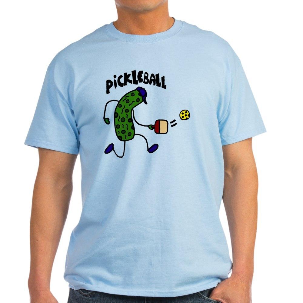CafePress-Pickleball-Pickle-Art-Light-T-Shirt-100-Cotton-T-Shirt-1153412111 thumbnail 33