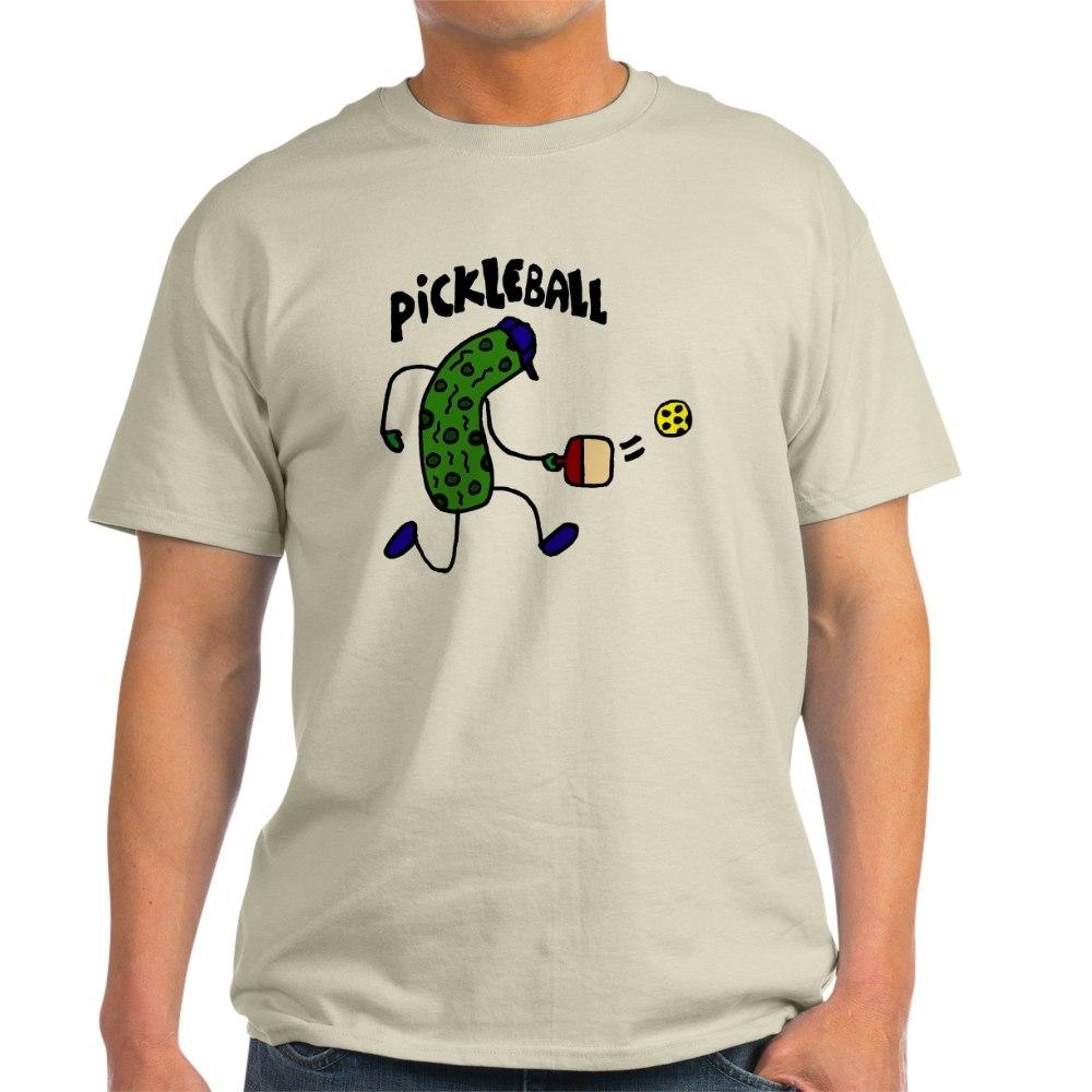 CafePress-Pickleball-Pickle-Art-Light-T-Shirt-100-Cotton-T-Shirt-1153412111 thumbnail 46