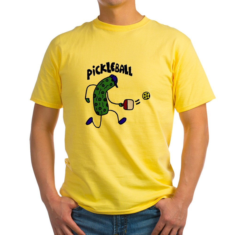 CafePress-Pickleball-Pickle-Art-Light-T-Shirt-100-Cotton-T-Shirt-1153412111 thumbnail 52
