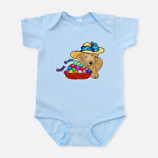 Easter Labrador Retriever Infant Bodysuit