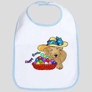 Easter Labrador Retriever Bib