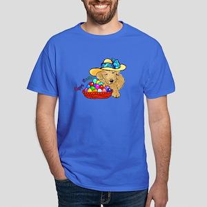 Easter Labrador Retriever Dark T-Shirt