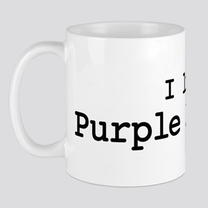 I like Purple Martins Mug