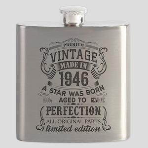 Vintage 1946 Flask