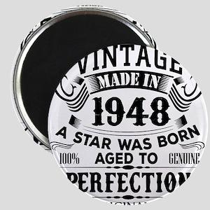 Vintage 1948 Magnets