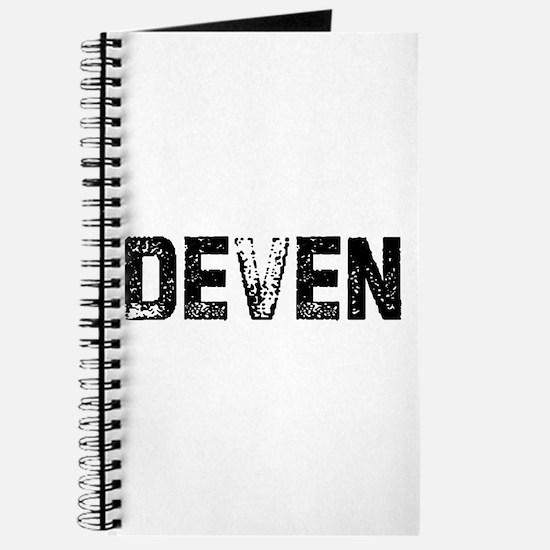 Deven Journal
