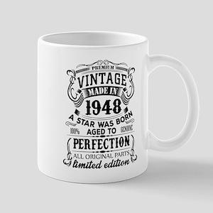 Vintage 1948 Mugs