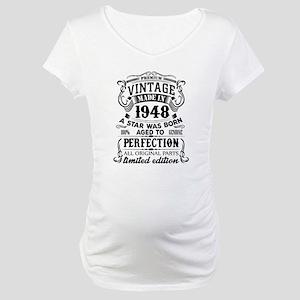 Vintage 1948 Maternity T-Shirt