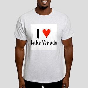 I love Lake Venado Light T-Shirt