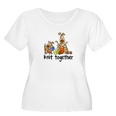 Knit together II T-Shirt