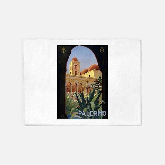 palermo sicilia - anonymous - circa 1920 - poster