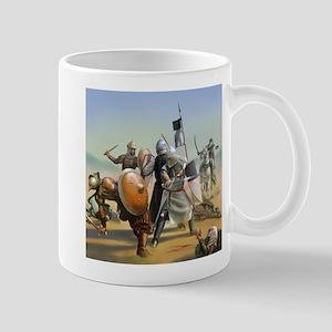 Templar Fight Mugs