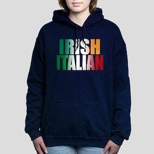 IRISH ITALIAN (blk) T-Shirt Sweatshirt