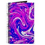 Water Swirls Journal