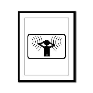 Noise Ordinance Enforced II, Denver (CO) Framed Pa