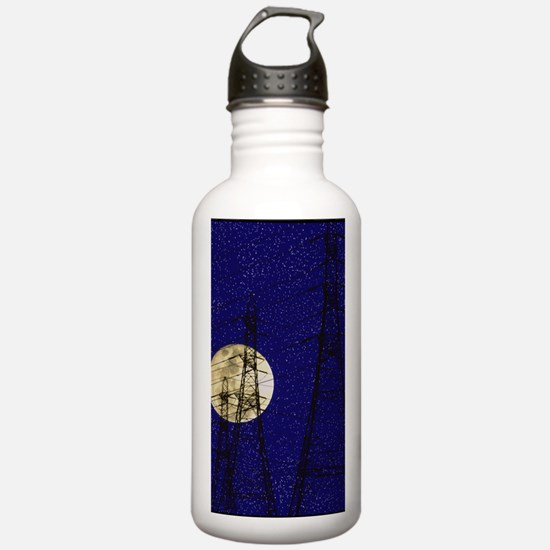 Computer image of a fu Water Bottle