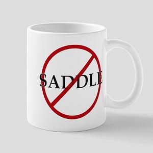 Great Dane No Saddle Mug
