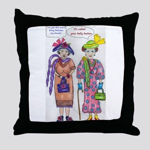 * Throw Pillow