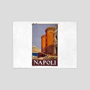 napoli - anonymous - circa 1920 - poster 5'x7'Area