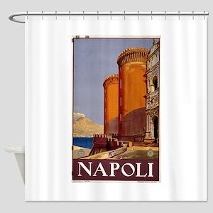 napoli - anonymous - circa 1920 - poster Shower Cu