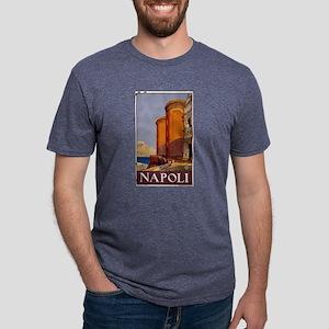 napoli - anonymous - circa 1920 - poster T-Shirt
