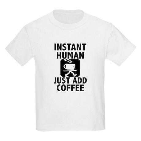 Instant Human Kids Light T-Shirt