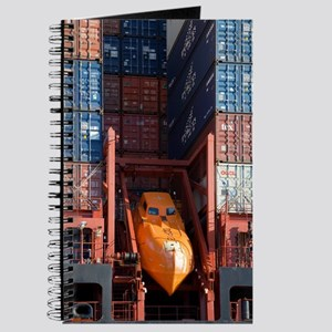 Container ship lifeboat Journal