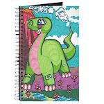 Baby Dino Journal