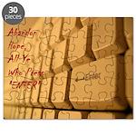 Abandon All Hope Puzzle