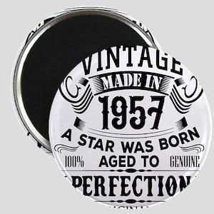 Vintage 1957 Magnets