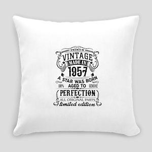 Vintage 1957 Everyday Pillow
