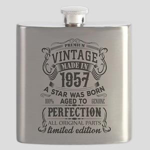 Vintage 1957 Flask