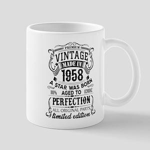 Vintage 1958 Mugs