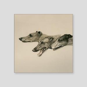 The Greyhounds Sticker